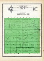 Township 29 Range 9, Iowa, Holt County 1915